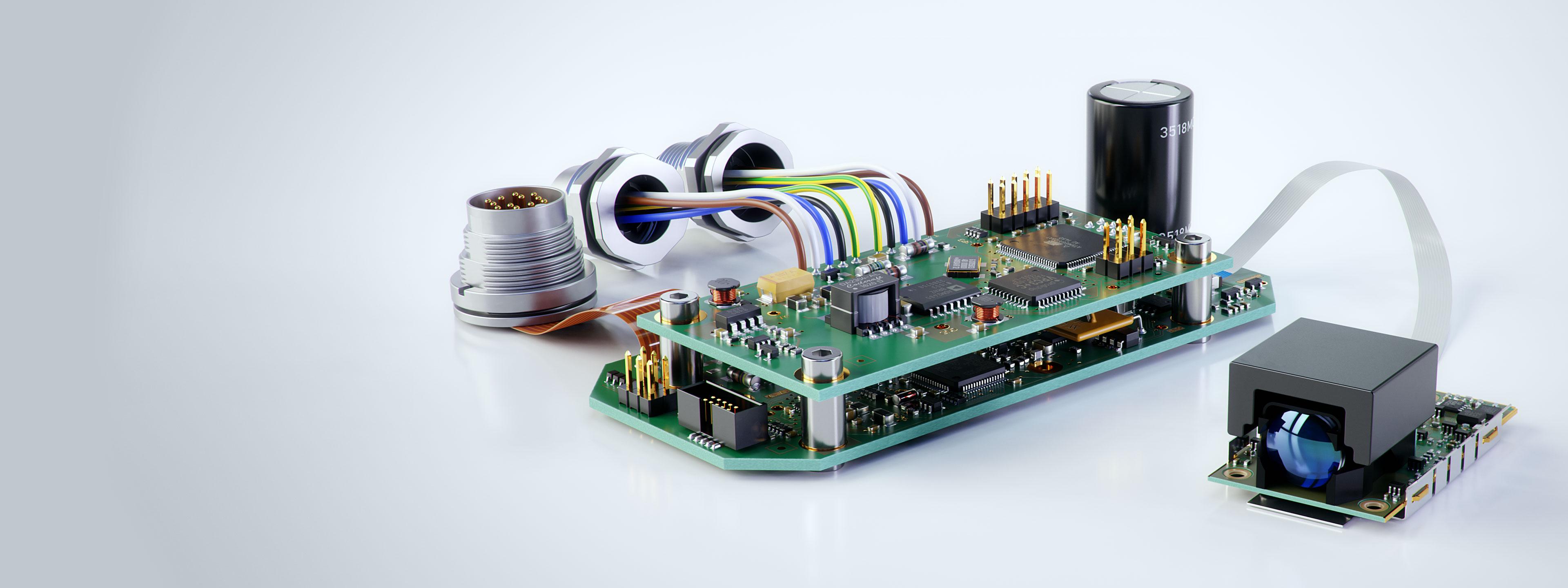 Laser-Distanzsensormodul / Laser Distance Sensor Module